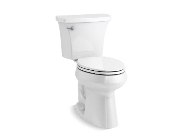 Kohler 78279-0 Highline® Arc Comfort Height® The Complete Solution® 1.28 gpf elongated toilet - HomePlumbing