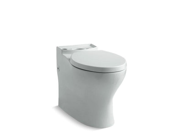Kohler 4326-95 Persuade Comfort Height elongated bowl with skirted trapway-Toilet Bowls-HomePlumbing