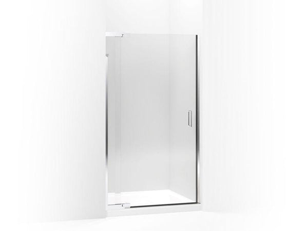 Kohler 702013-L-SH Purist pivot shower door, 72 H x 39 - 42 W, with 1/4 thick Crystal Clear glass-Shower Doors-HomePlumbing