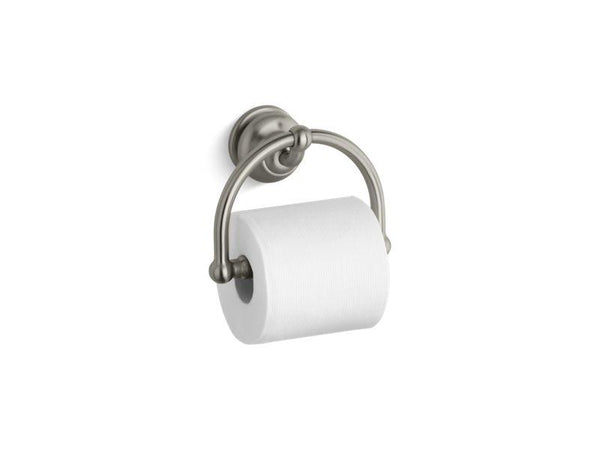 Kohler 12157-BN Fairfax toilet tissue holder-Tissue Paper Holders-HomePlumbing