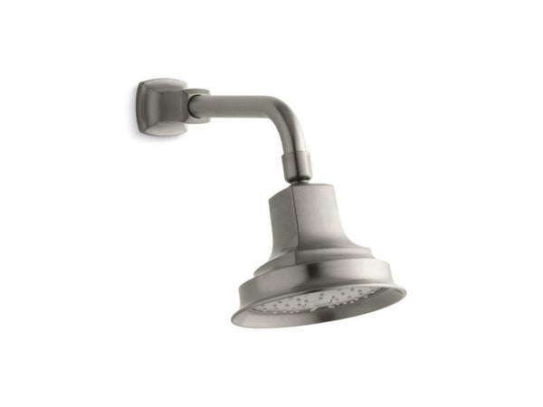 Kohler 45410-G-BN Margaux® 1.75 gpm single-function showerhead with Katalyst air-induction technology