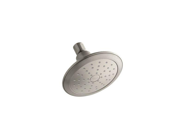 Kohler 5240-G-BN Alteo® 1.75 gpm single-function showerhead with Katalyst® air-induction technology-Showerheads-HomePlumbing
