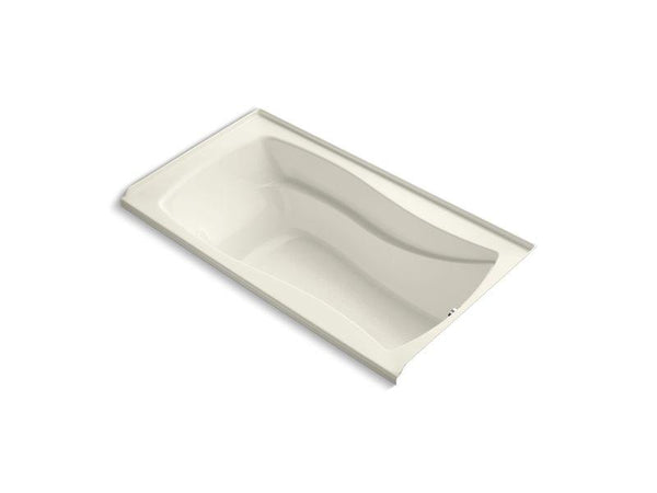 Kohler 1229-R-96 Mariposa 66 x 36 alcove bath with integral flange and right-hand drain-Bathing-HomePlumbing