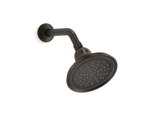 Kohler 45413-G-2BZ Devonshire® 1.75 gpm single-function showerhead with Katalyst air-induction technology