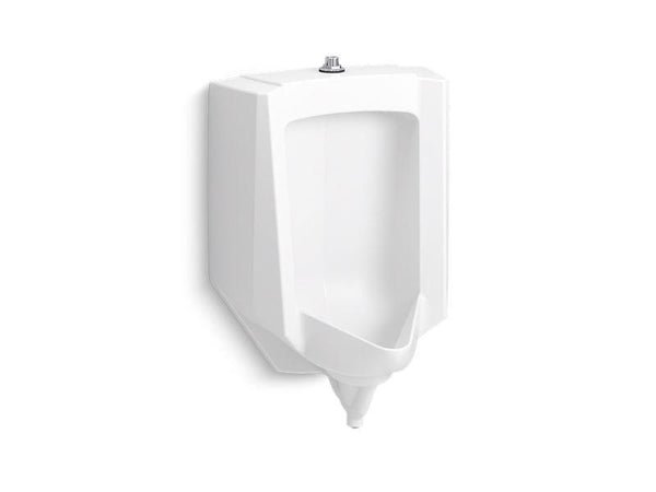 Kohler 25048-ET-0 Stanwell blow-out 0.5 to 1.0 gpf urinal with top spud