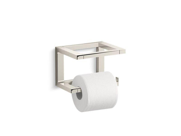 Kohler 31750-SN Draft toilet tissue holder