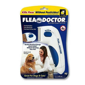 ELECTRIC PET FLEAS ELIMINATOR