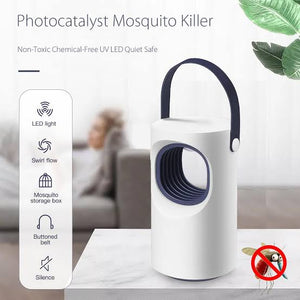 PURPLE MOSQUITO KILLER LAMP