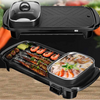 ELECTRIC GRILL AND HOTPOT