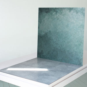 GREEN CONCRETE STYLINGBOARD