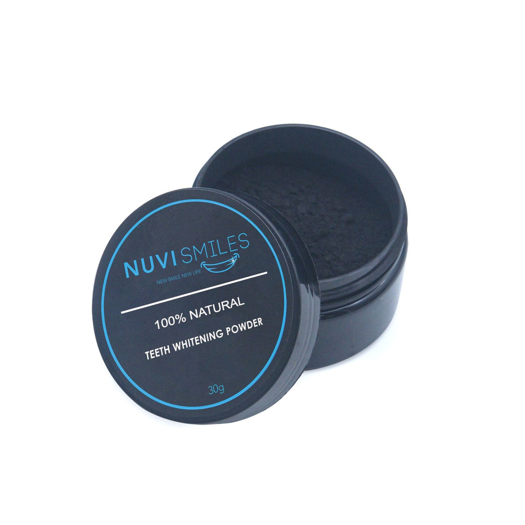 100% Natural Teeth Whitening Powder