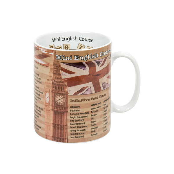 Becher Mini English Course 0,5 ltr