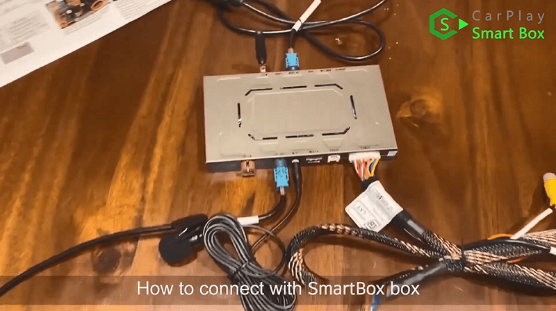 12.How to connect with Smart Box box.