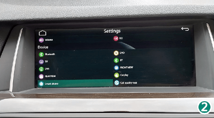 How to use Android Auto for Android Phone After Install Carplay Smart Box?