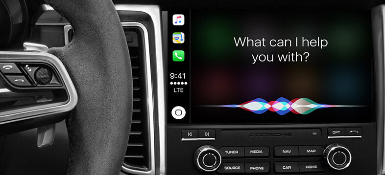You hired a convenient and smart voice assistant for free. siri carplay smartbox
