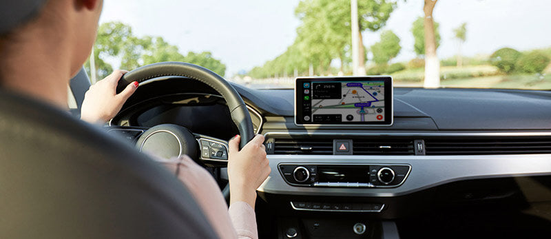 Safer & Distraction-Free Driving carplay smart box