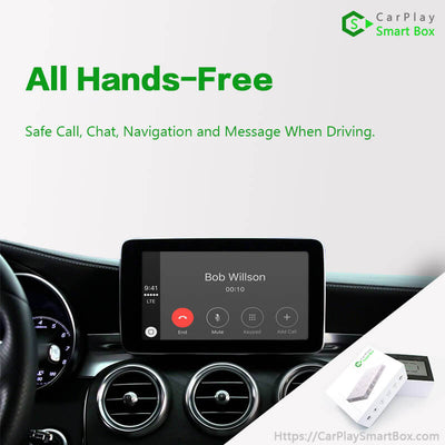 (CSBVW-3) VW Golf/ Tiguan/ Teramont/ Phaeton | 2012-2017 Wireless CarPlay Upgrade Box