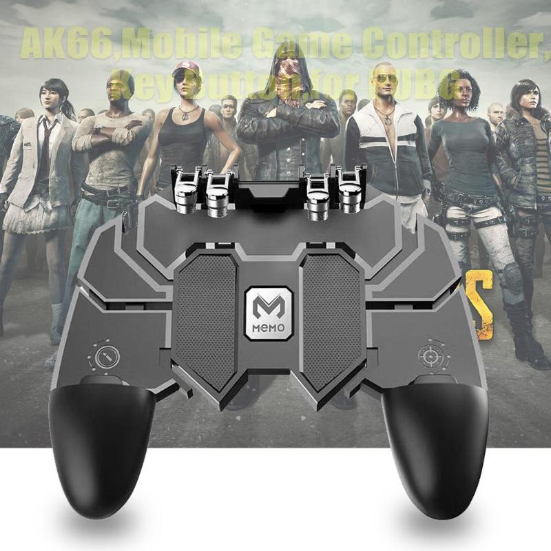 All-in-One Mobile Gamepad