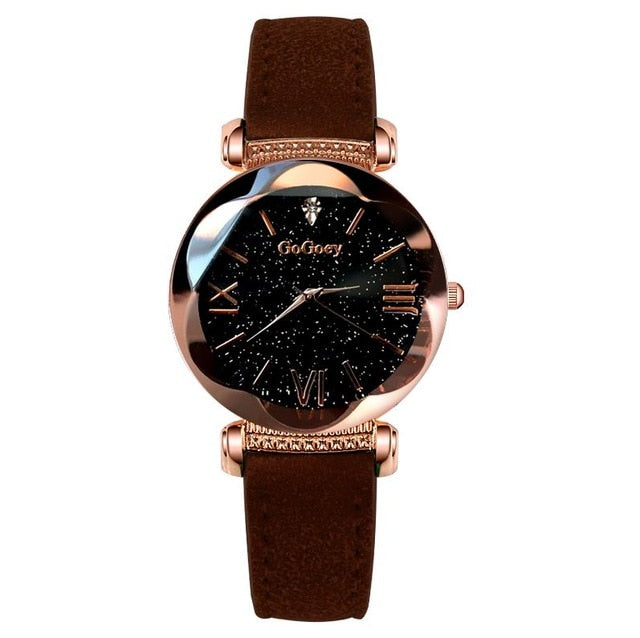 2020 Luxury Ladies Watch Starry Sky Watches