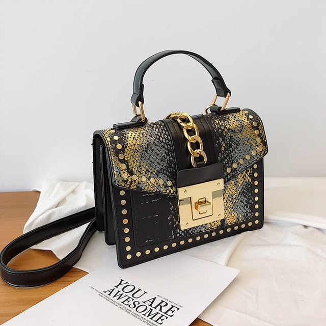 Small Fashion Leather Bags for Women