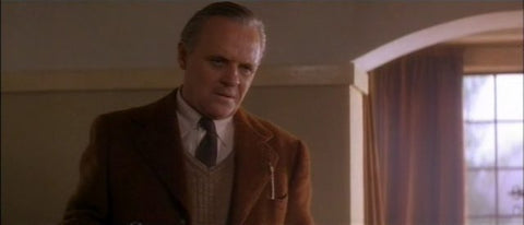 Anthony Hopkins, image de 1993 tirée de The Land of Shadows.