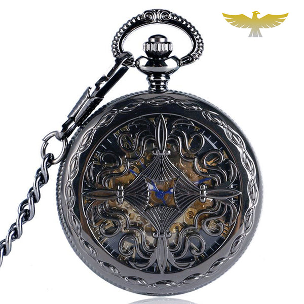 Montre à gousset automatique Mystic Hearth
