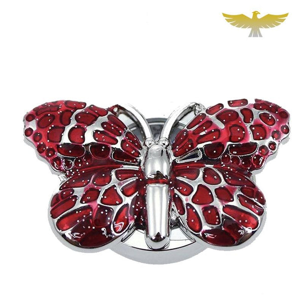 Montre collier Butterfly