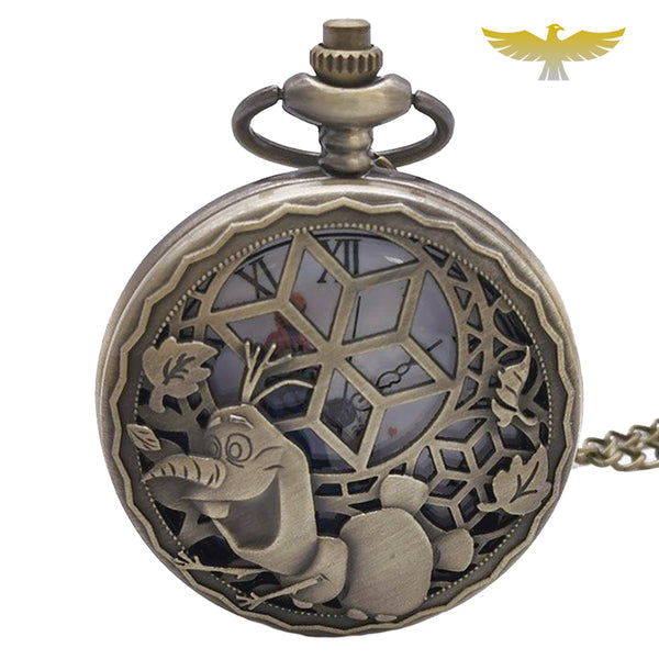 Montre collier Olaf