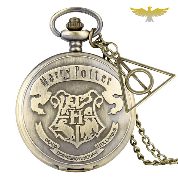 Montre gousset Harry Potter