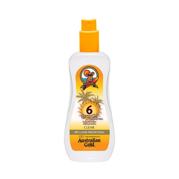 Spray Sun Protector Sunscreen Australian Gold Spf 6 (237 ml)