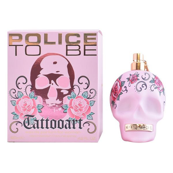 Women's Perfume To Be Tattoo Art Police EDP (125 ml)