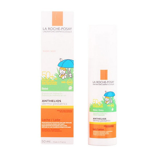 Sunscreen for Children Anthelios Dermopediatric La Roche Posay Spf 50 (50 ml)