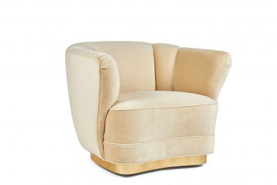 Sutton Place Swivel Lounge Chair
