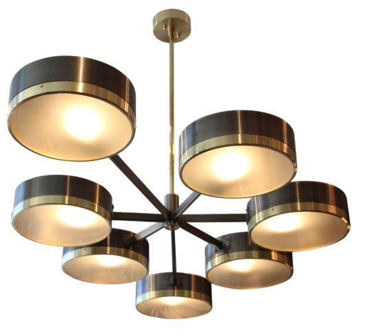 Dante Seven Light Chandelier