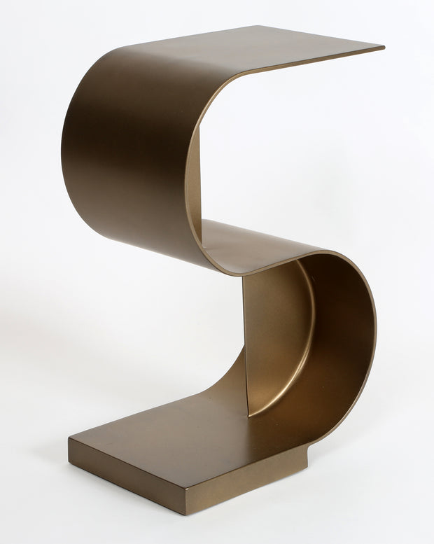 """S"" Side Table"