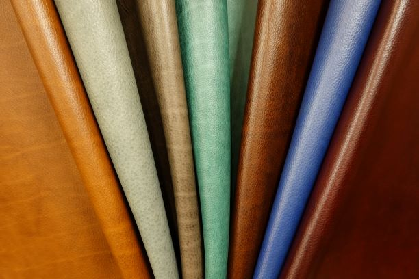 Tapestry Leather