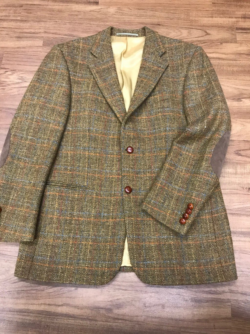 Vintage Jacke Harris Tweed