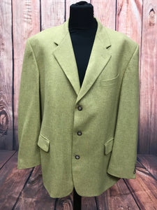 Herrenjacke Vintage Tweed Jacket Blazer  Gr.58