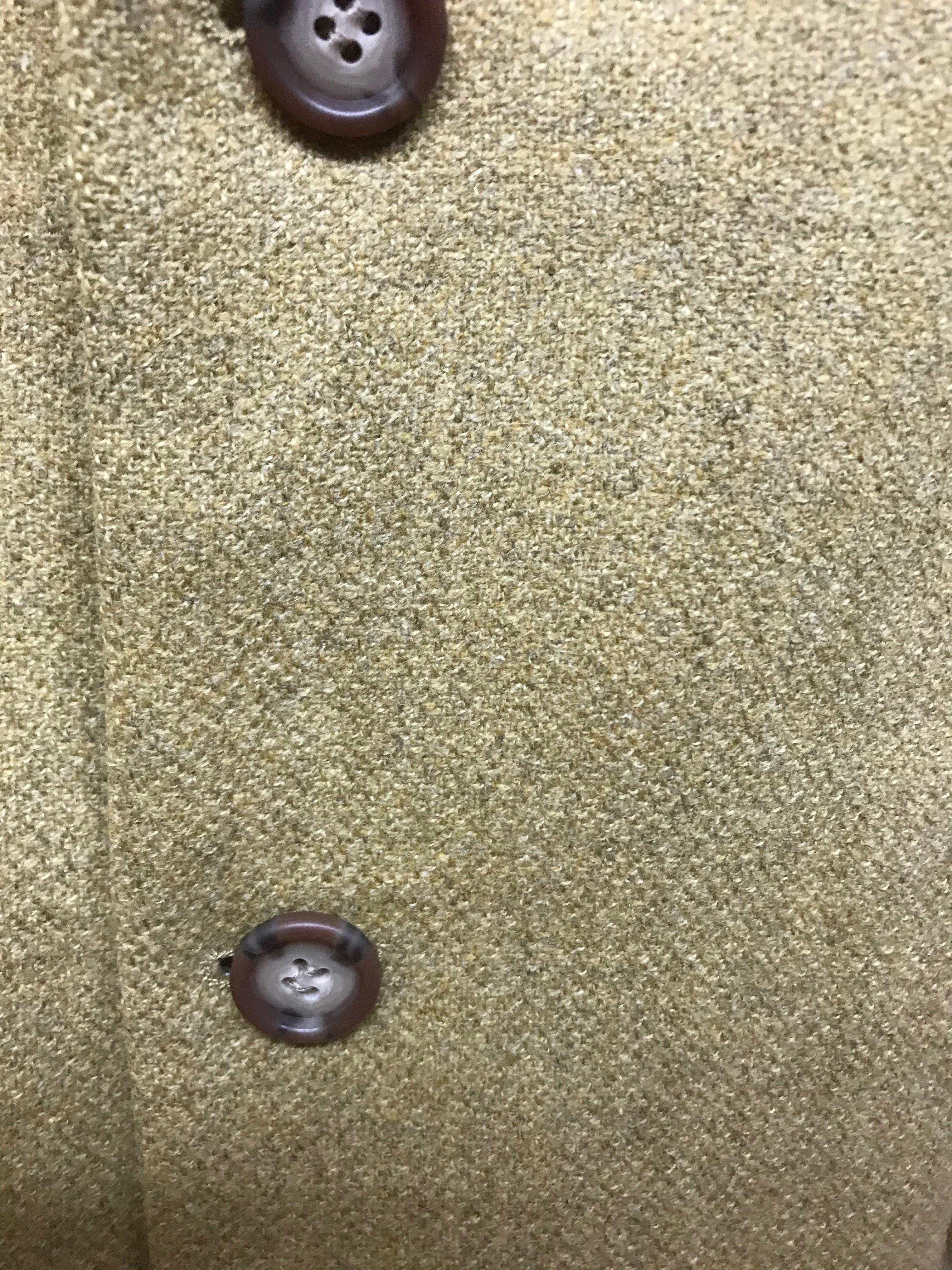 20er Herrenjacke Vintage Tweed Jacket Blazer  Gr.58
