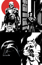 Load image into Gallery viewer, Star Wars Set of 4 SPECIAL