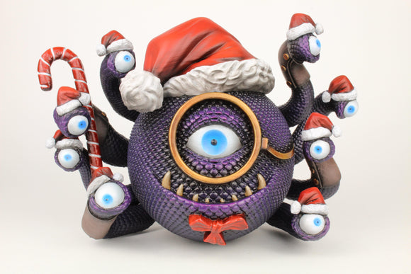 Dandy Claus the Christmas Orpheric Legends of Calindria 3D Printed Miniature