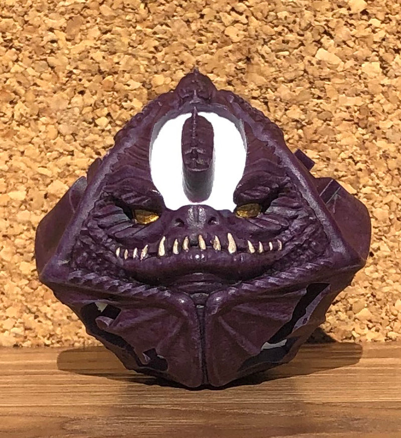 Amaranthine the Terror D10 Dragon Dice Miniature Noble Dwarf Exclusive