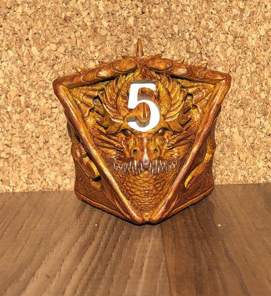 Charxsul the Traitor D8 Dragon Dice Miniature Noble Dwarf Exclusive Primed