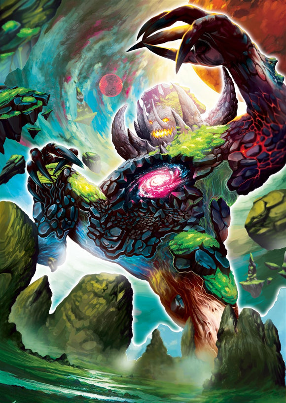 Chaos Chasm Eeventide Awoken Art Gallery Canvas Print Exodus TCG