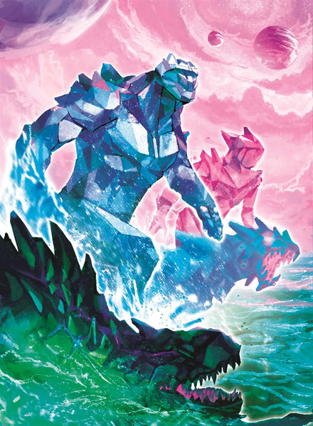 Frostfront Crysade Art Gallery Canvas Print Exodus TCG