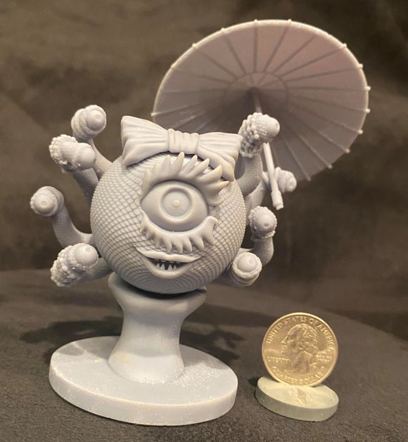 Margot The Orpheric Legends of Calindria 3D Printed Miniature