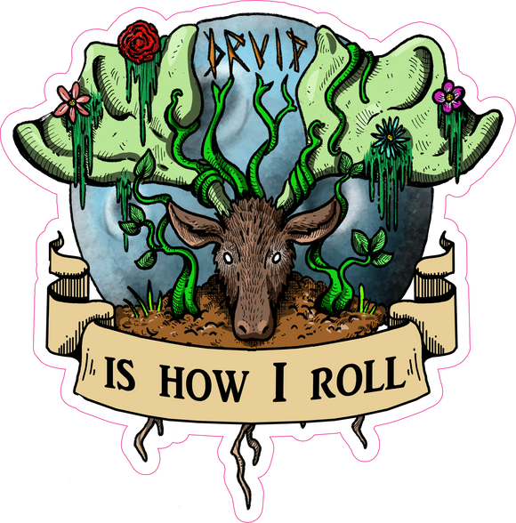 Druid Is How I Roll RPG 6
