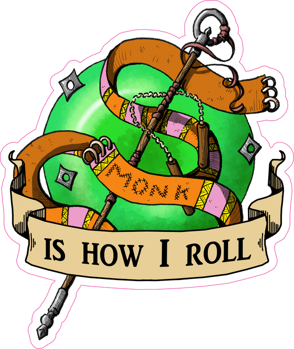 Monk Is How I Roll RPG 6