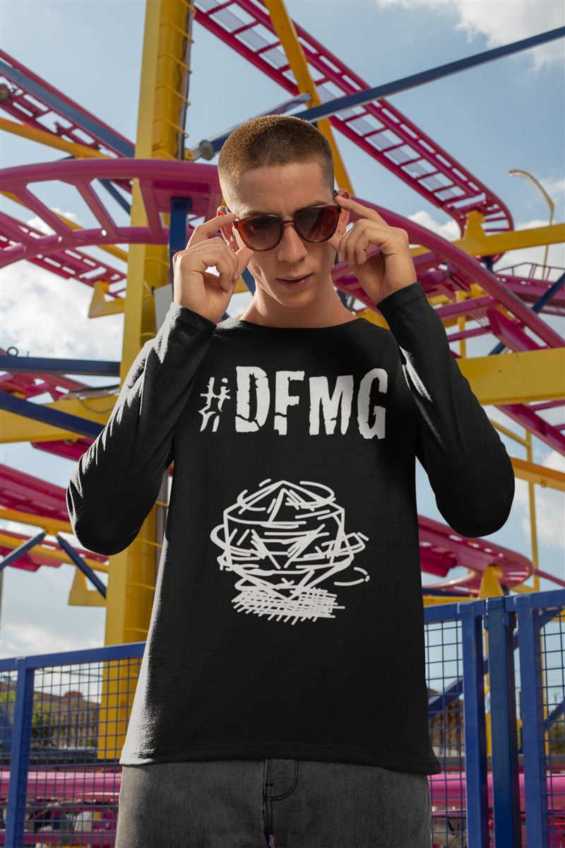 #DFMG Cotton T-Shirt Vlogsmith