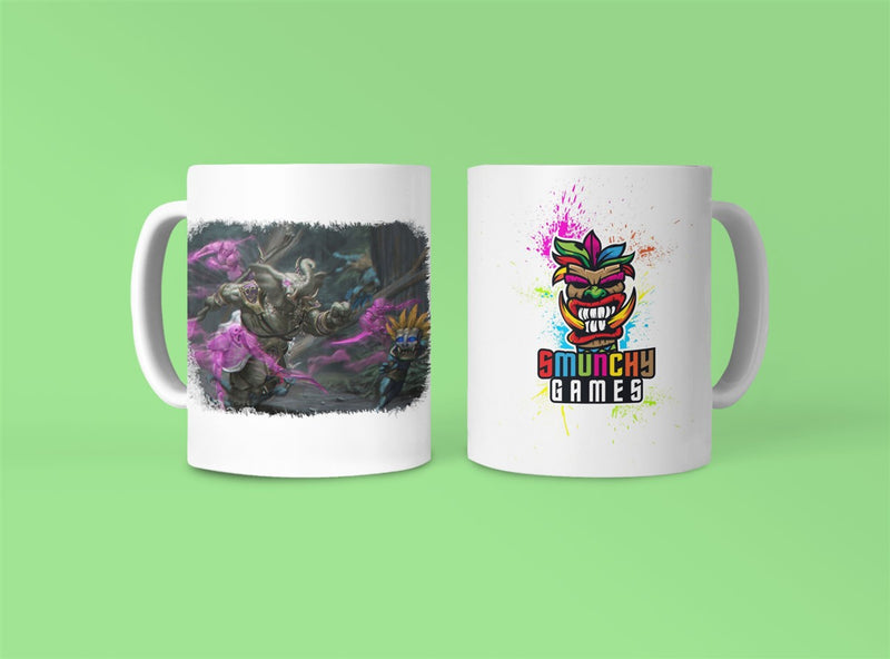 Akkenta Art Print Coffee Mug 11oz/15oz